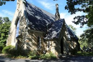 St. Mary's Church circa 1851 Emmorton, MD