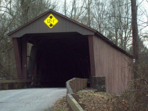 Jericho Covered Bridge
