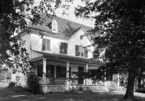Bon Air House circa 1794 Fallston, MD